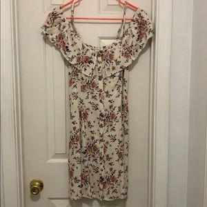 AE Cold Shoulder Dress Size 10